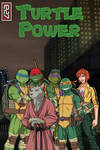 [Earth-27 Covers] Turtle Power