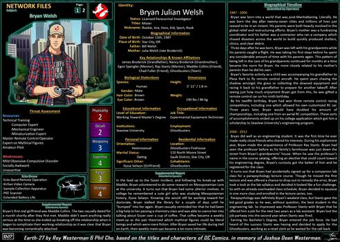 Network Files - Bryan Welsh 1