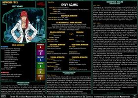 Network Files - Envy Adams