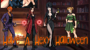Hexy Halloween From Earth-27