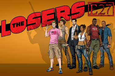 [E27] The Losers by Roysovitch