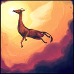 Sky Giraffe