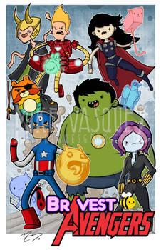Bravest Avengers