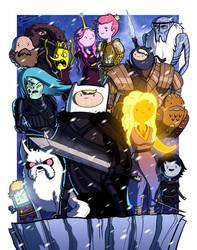 Game Of Adventures by mikegoesgeek