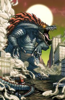 Feraligator Kaiju