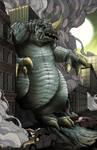 Rhino Kaiju