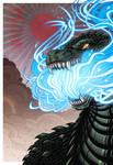 Atomic Dynasty Godzilla