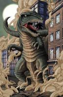 Gorosaurus by mikegoesgeek