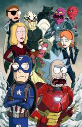 Captain Jerry: Civil War by mikegoesgeek