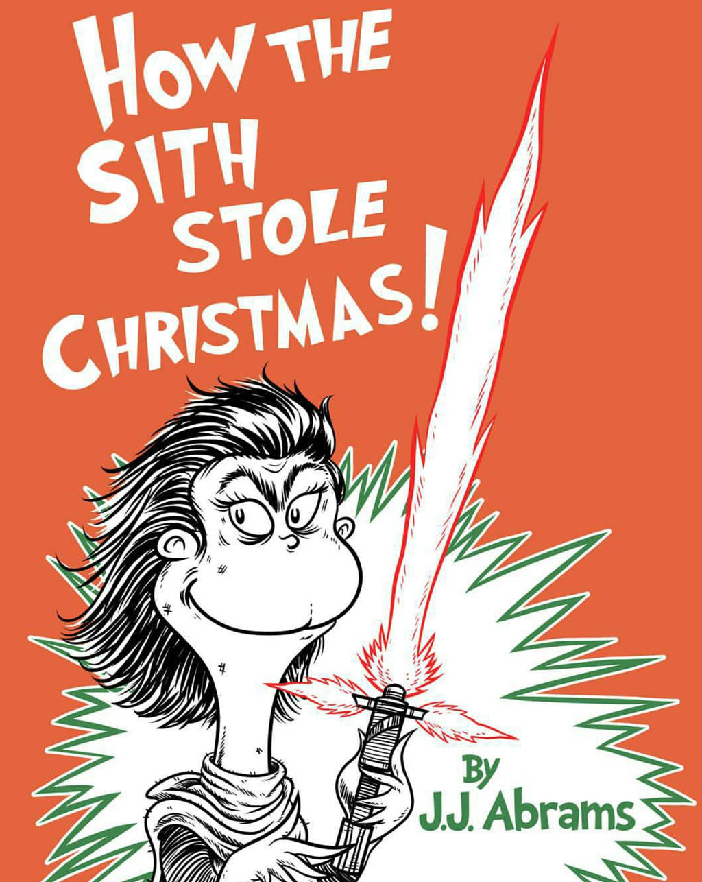 The Sith Who Stole Christmas by mikegoesgeek on DeviantArt
