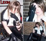 KH: Leon Costume