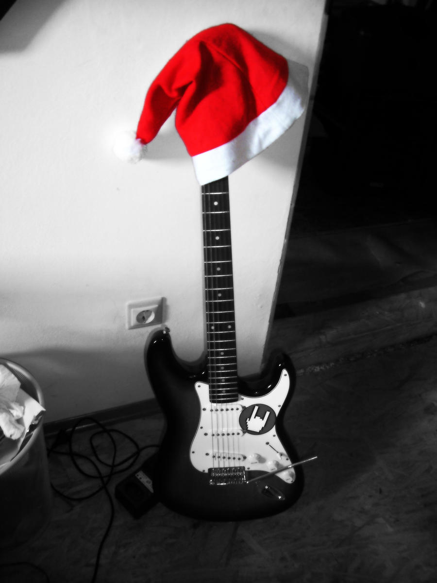 Christmas rock n roll by prizrensoldier on deviantart