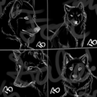 Premade Wolf Ports For Sale by Atani1