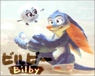 Bilby by gitol93
