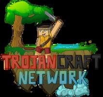 Trojancraft Logo by AcetoneAlligator