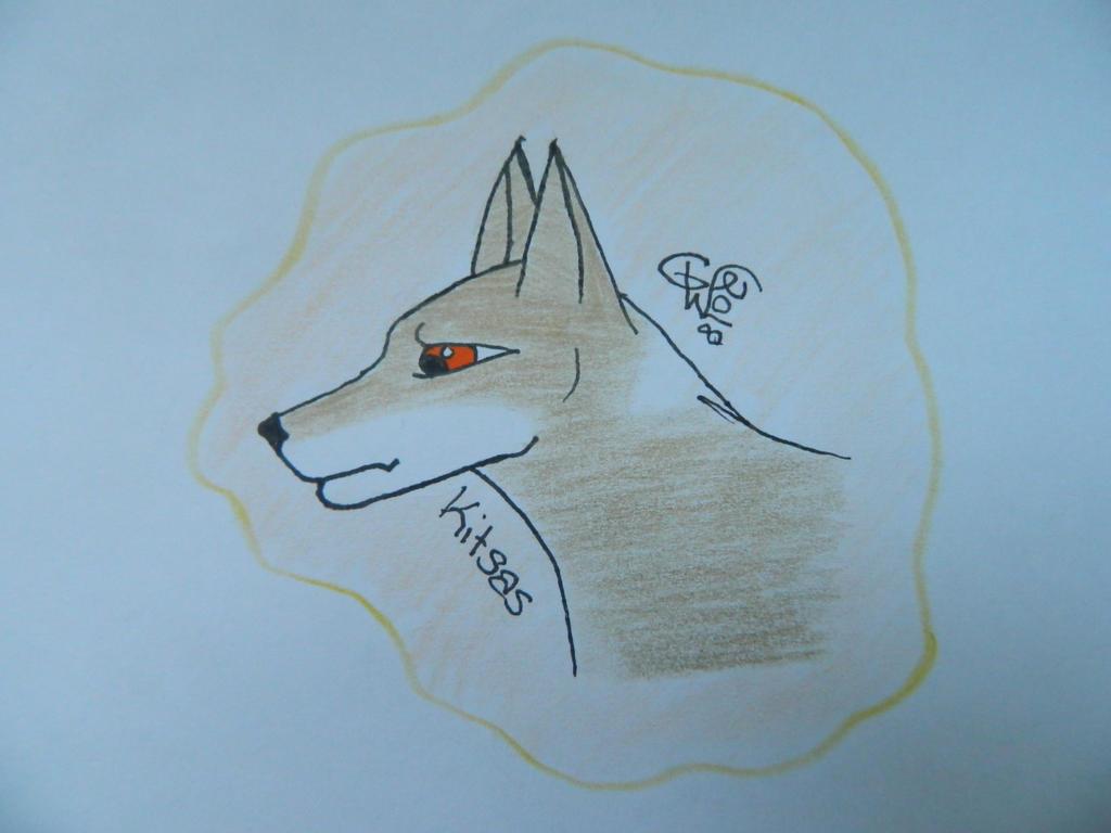 Kitsas Averiana by Genewolfie