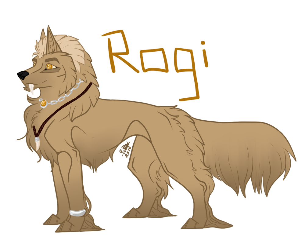 Rogi by Genewolfie