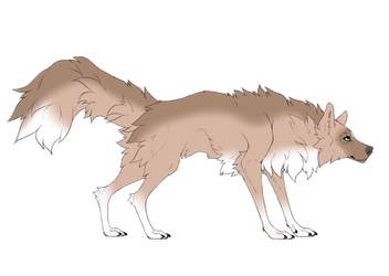 Leader of Sito by Genewolfie