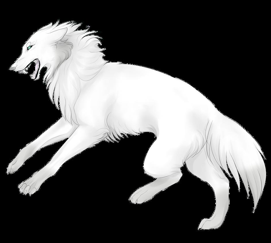 Horna again by Genewolfie