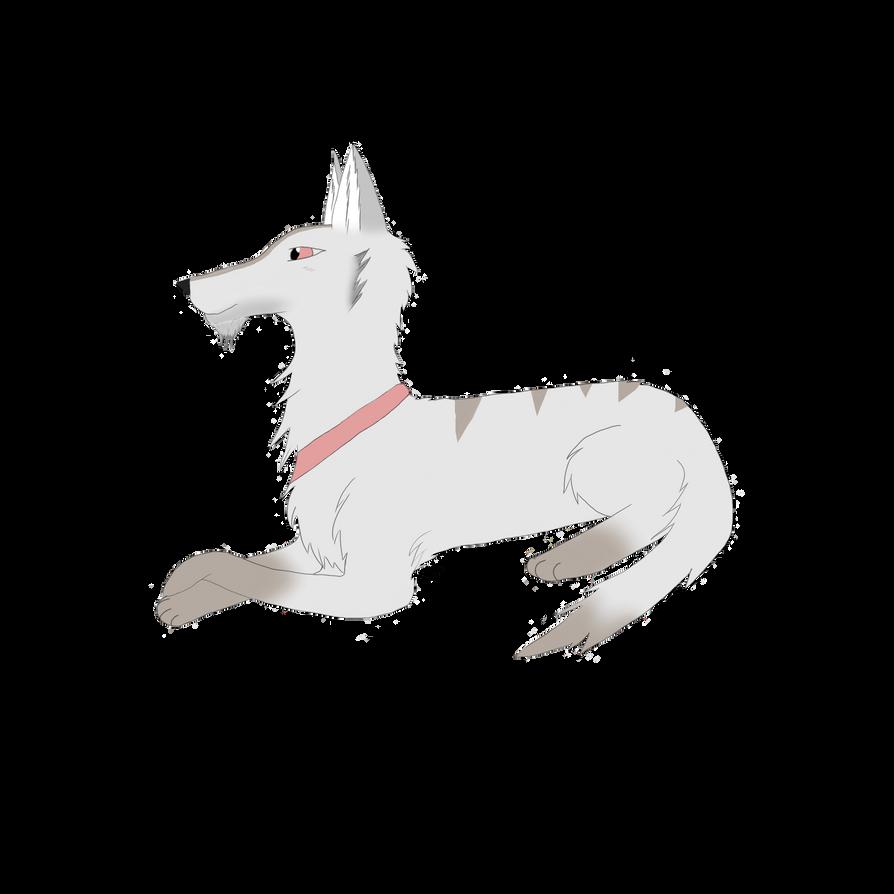 Random dog by Genewolfie