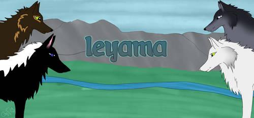 Ieyama banner by Genewolfie