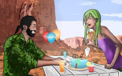 Happy Birthday, Chloe!