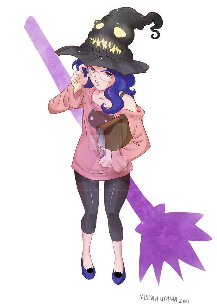 Cast a spell by mistahuchiha