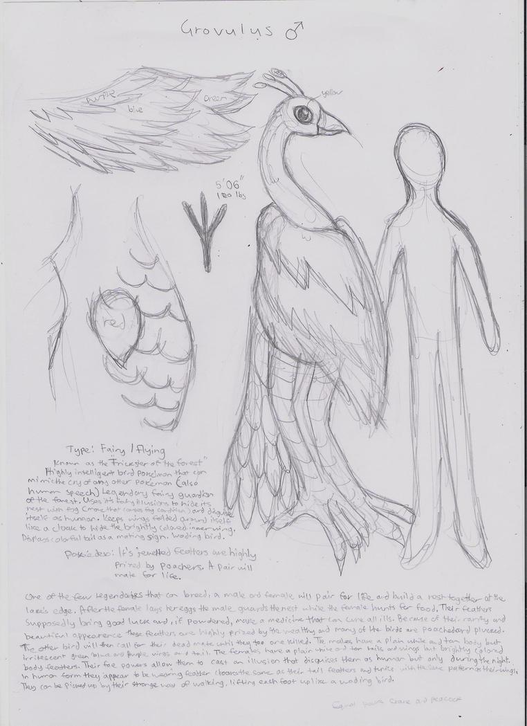 Fakemon Suggestions - Page 3 Grovulus_by_kemurigakurekaze-d6o100x
