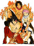 Fire Emperors (colored)