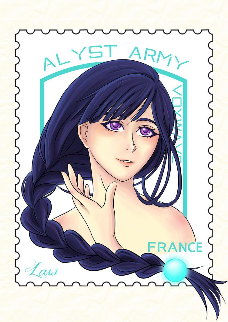 Alys France