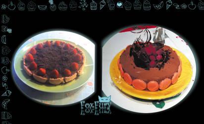 Marvelous Cakes +(Birthday) by MyHera