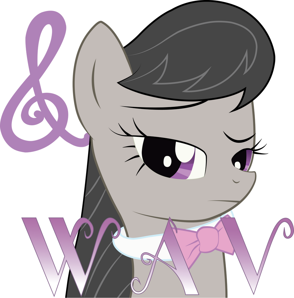Octavia WAV File Icon by EpsilonTLOSdark4