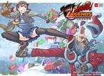 Street Fighter Legends Sakura 5