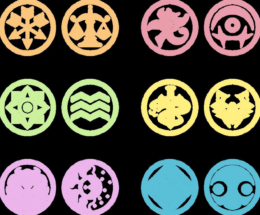 Dragon Ball Super Universe Logos by EpsilonTLOSdark4 on ...