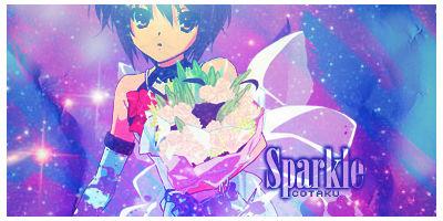 Cotaku Sparkle Tag