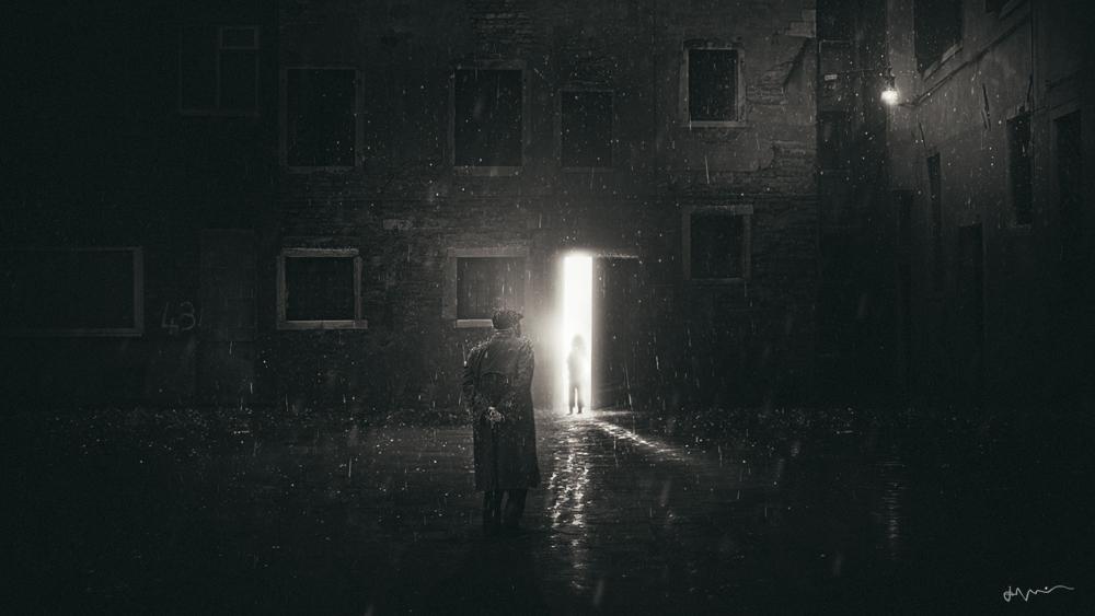 Welcome Stranger by JMattisson