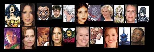 Wonder Woman Cast