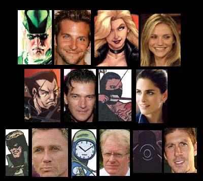 Green Arrow Movie by Lordwormm