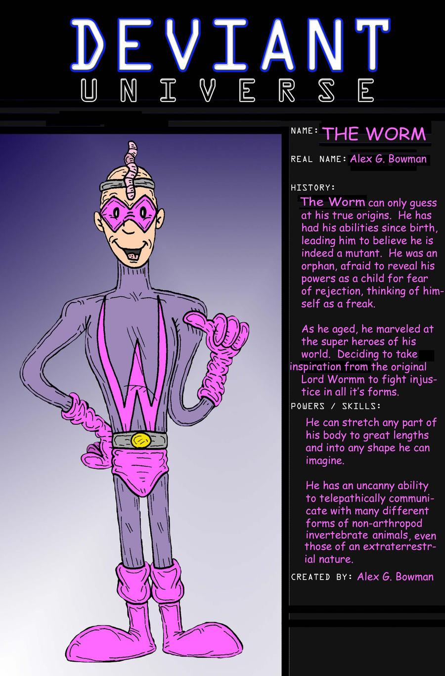 DA Universe- The Worm