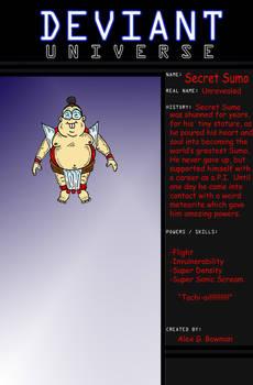 Secret Sumo DU