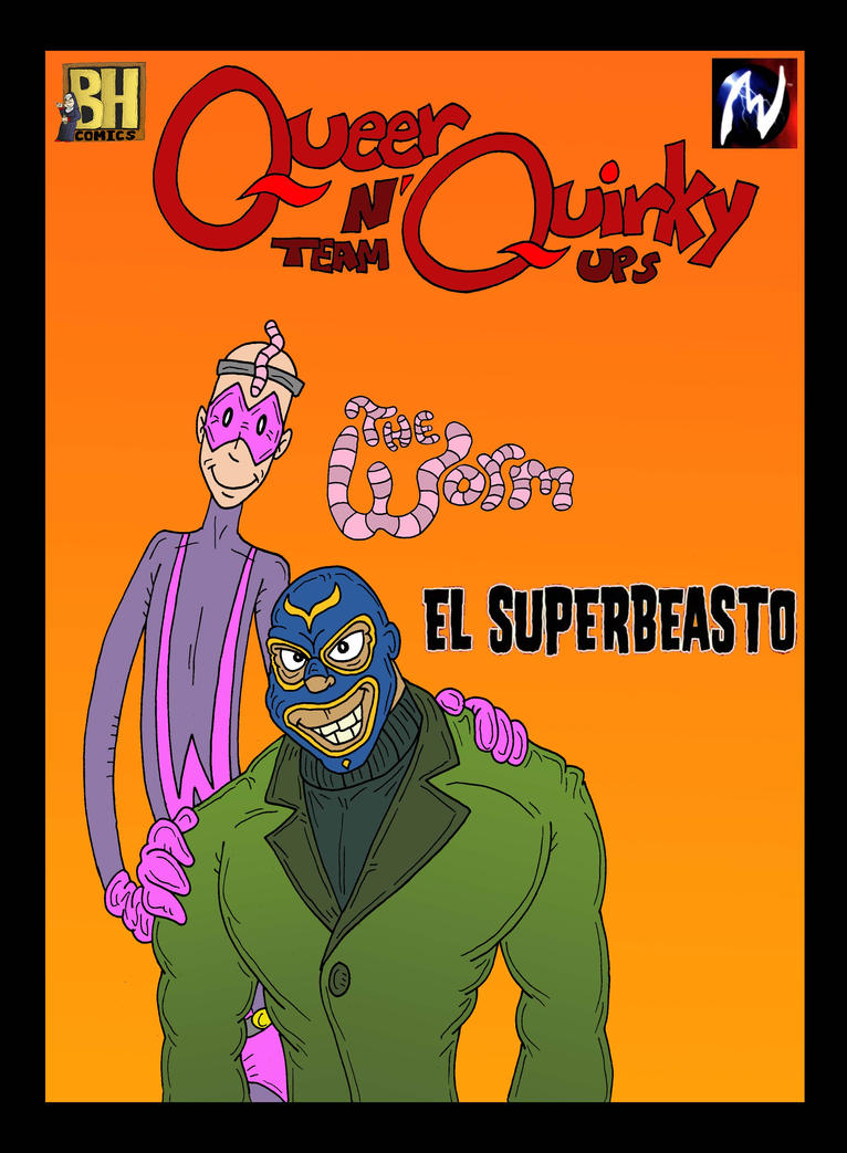 Queer n Quirky Team Ups 36 by Lordwormm