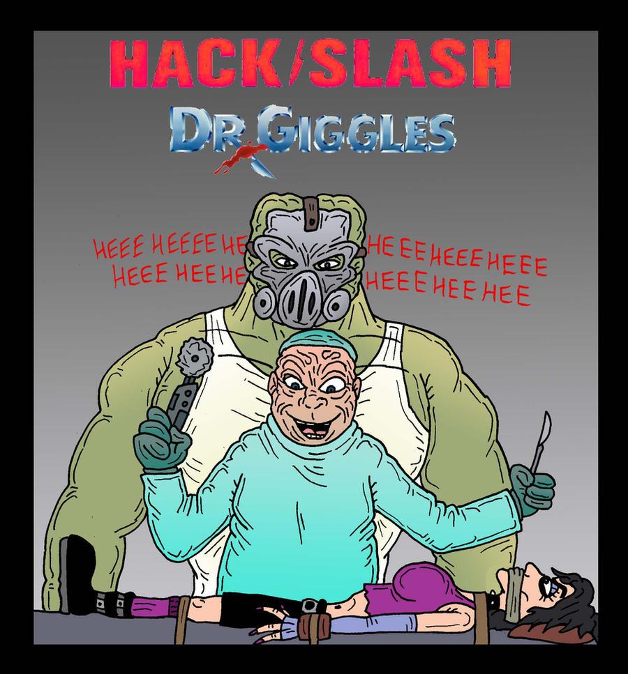 HackSlash: Dr. Giggles by Lordwormm