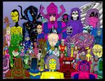 Marvel Cosmics