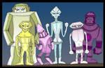 Robots of Terror