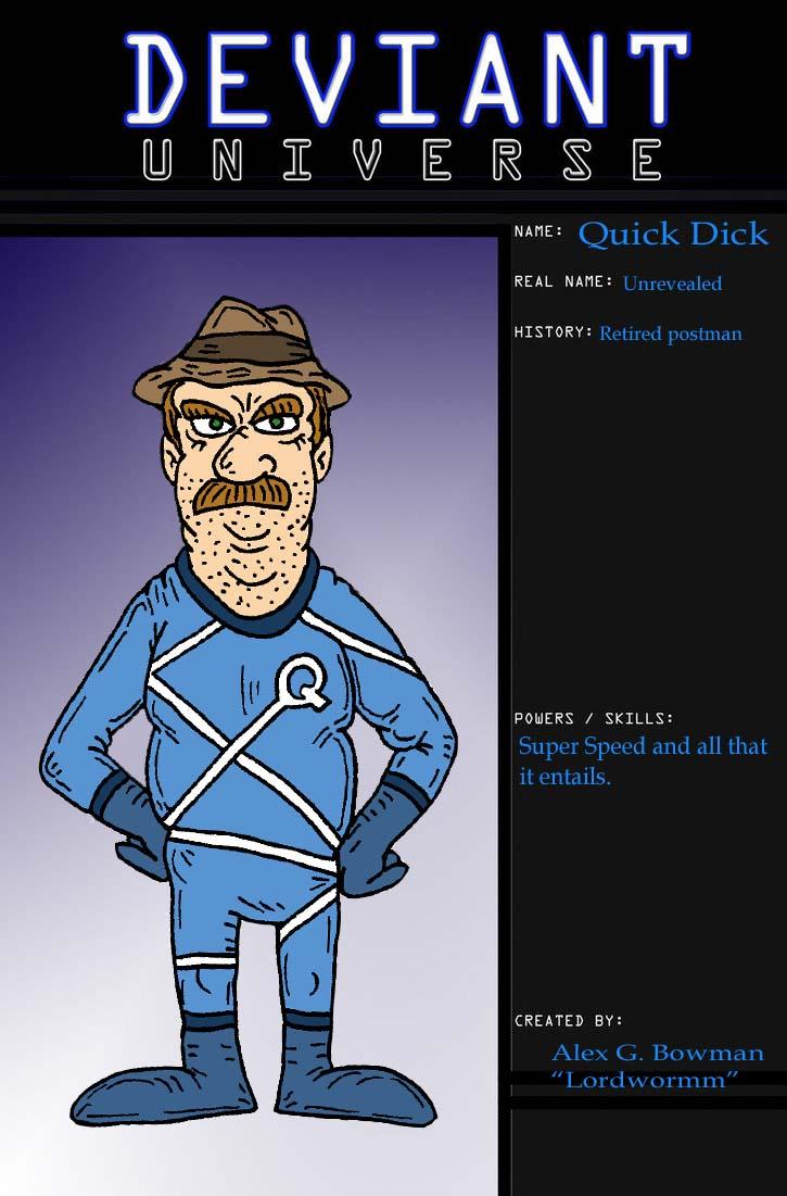 Quick Dick DU Profile