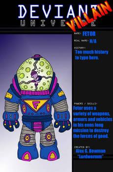 FETOR - DU Profile