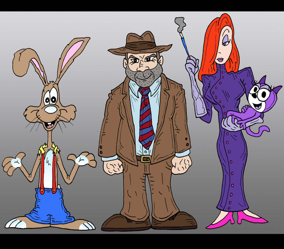 Who Censored Roger Rabbit? by Lordwormm on DeviantArt