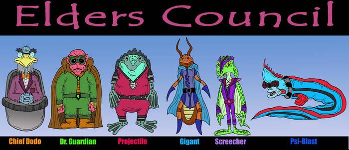 The Elders Council