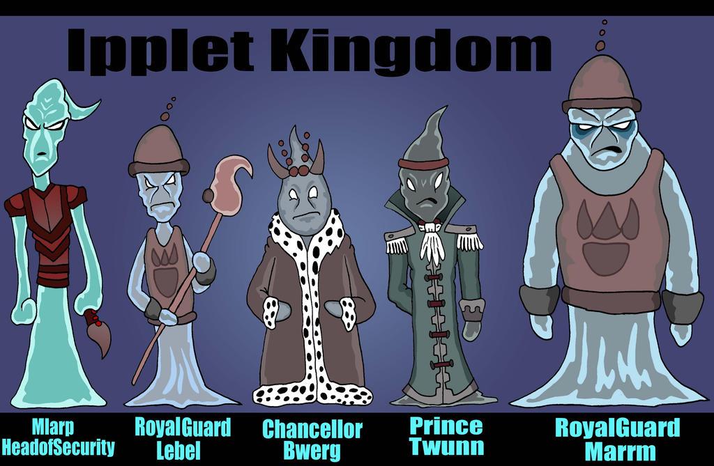 Ipplet Kingdom by Lordwormm