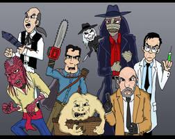 Heroes of Horror:  Take 1